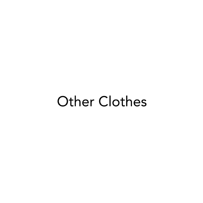 Other clothes